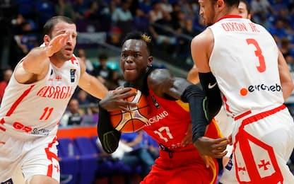 Eurobasket, Gruppo B: vincono Lituania e Germania
