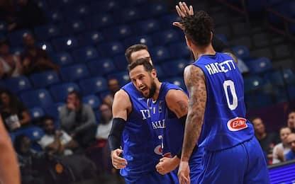 Eurobasket, l'Italia batte anche l'Ucraina 78-66