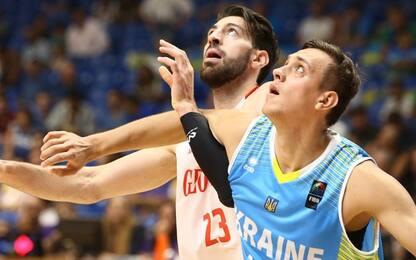 Eurobasket, successi per Ucraina e Israele