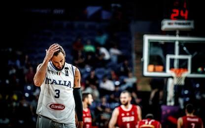 Eurobasket, Italia fuori: la Serbia vince 83-67