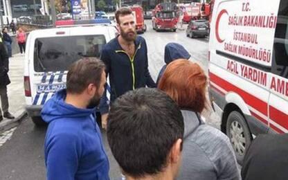 Datome, panico a Istanbul: fuoco nel suo palazzo