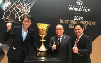 Colpaccio di Thohir, i Mondiali 2023 in Indonesia