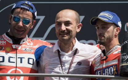 """Petrucci: """"Il mio obiettivo è la Ducati ufficiale"""""""