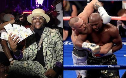 Mayweather-McGregor, possibile rivincita in MMA