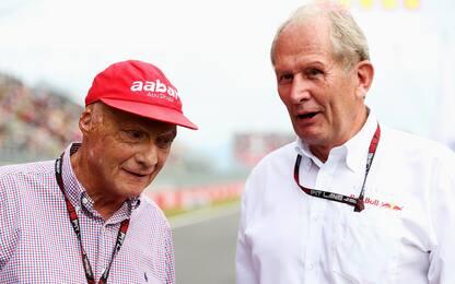 """Mercedes, Lauda: """"Mai trattato con Verstappen"""""""