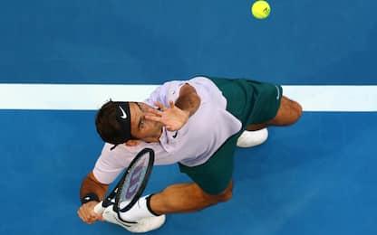 Hopman Cup, esordio sul velluto per Federer