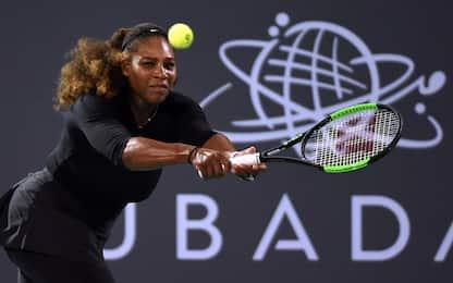 """Serena is back: """"Volevo sapere come stava Olympia"""""""