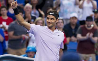 Hopman Cup, ancora una vittoria per Federer