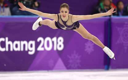 Olimpiadi: Kostner 5^. Vonn, futuro in dubbio