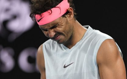 Nadal dà forfait, out a Indian Wells e Miami