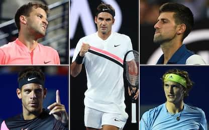 Indian Wells, chi può battere Roger Federer?