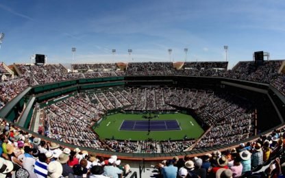 Indian Wells: il tabellone maschile