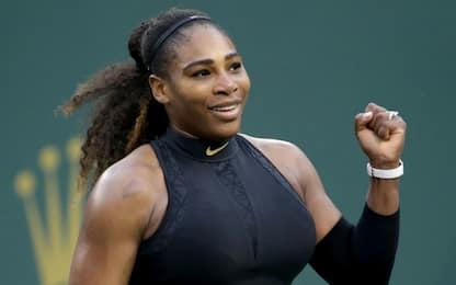 Indian Wells, Serena si regala il derby con Venus