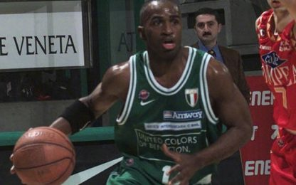 Addio a Henry Williams, tricolore a Treviso