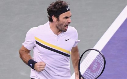 Indian Wells, la finale è Federer-Del Potro