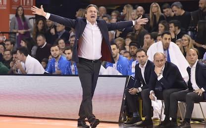 Dinamo Sassari, si dimette Federico Pasquini