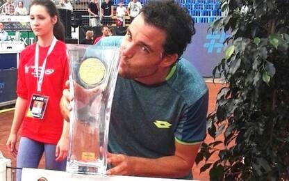 Trionfo Cecchinato, primo titolo ATP a Budapest