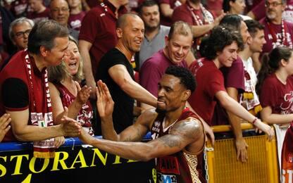 Basket, Venezia è la regina. Capo d'Orlando in A2