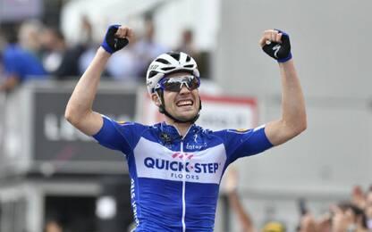 Giro: 18^ tappa a Schachmann. Yates salva la rosa