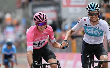 Froome resiste e si prende il Giro: Tripla Corona