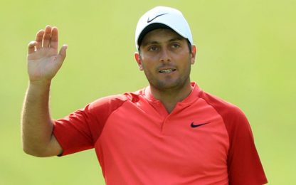 Open d'Italia, Molinari può entrare nella storia