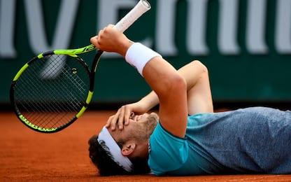 Favola Cecchinato, è ai quarti al Roland Garros