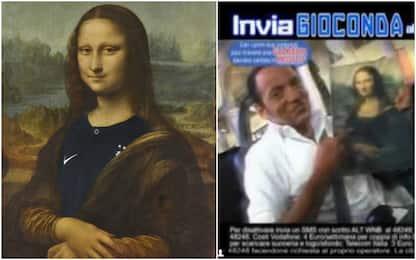 Francia campione, e il Louvre veste la Gioconda