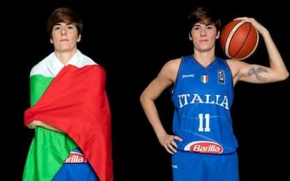 """Raffaella Masciadri: """"Cara maglia azzurra, grazie"""""""
