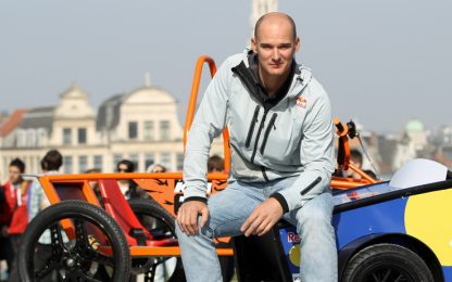Stefan Everts ricoverato in coma: ha la malaria