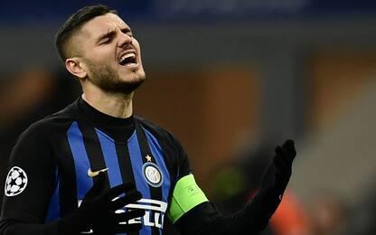 Pari amaro col PSV, Inter in Europa League