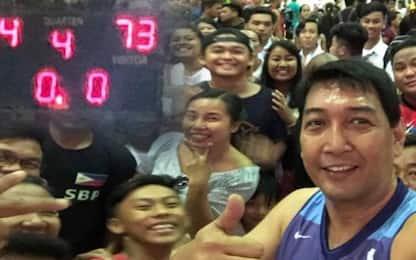 Il Curry delle Filippine: 142 punti in due quarti!