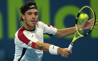 Doha, Cecchinato e Djokovic out in semifinale