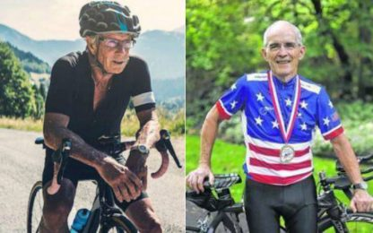 Doping, positivo ciclista 90enne: tolto l'oro