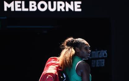 Serena, maledizione Slam: eliminata ai quarti