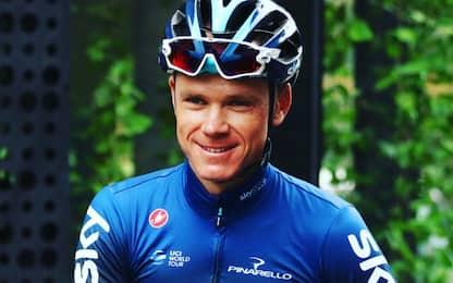 Froome prepara il Tour, farà la Volta a Catalunya