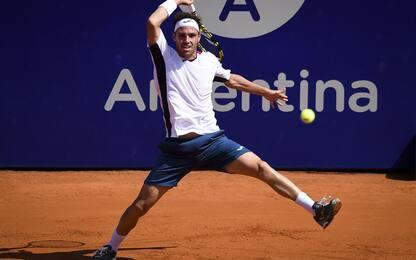 ATP Buenos Aires, Cecchinato in semifinale