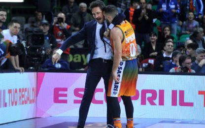 Final Eight: Sassari e Brindisi in semifinale