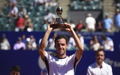 ATP Buenos Aires, trionfo di super Cecchinato