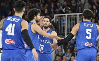 Italia-Ungheria su Sky, primo match point Mondiale