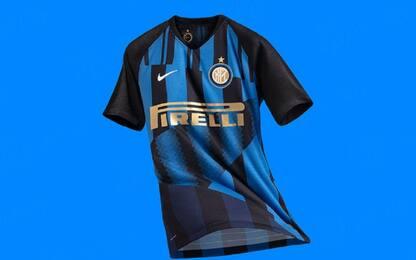Inter-Nike: maglia speciale per il derby