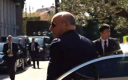 L'Inter da Zhang sr, vertice a Roma per il futuro