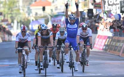 Milano-Sanremo: trionfo Alaphilippe, beffa Sagan