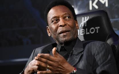 Pelé, paura passata: è stato dimesso dall'ospedale