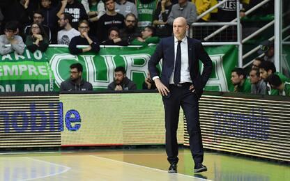 Crisi Avellino: via coach Vucinic, c'è Maffezzoli