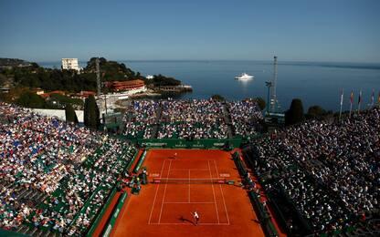 Montecarlo, il grande tennis su Sky da domenica 14