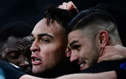 Inter, Lautaro favorito su Icardi contro la Roma?