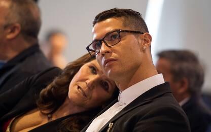 """CR7 alla mamma dopo l'Ajax: """"Non faccio miracoli"""""""