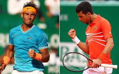Montecarlo: Nadal e Djokovic ai quarti