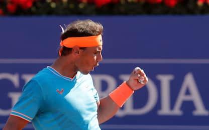 Madrid: Nadal agli ottavi. Fuori Del Potro
