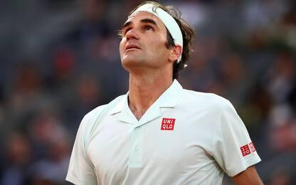 Madrid: Federer ko, Nadal vola in semifinale